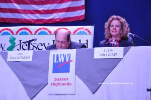 Democratic Candidates, Bill Weightman and Susan Williams.