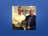 David Foord, Senior Program Coordinator at Sussex County 4-H, presented Tony Torre, Vice President/Business Development Officer at Sussex Bank with a plaque for the Youth Development Business Award.