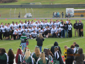 2013 Hopatcong Chief Football Team