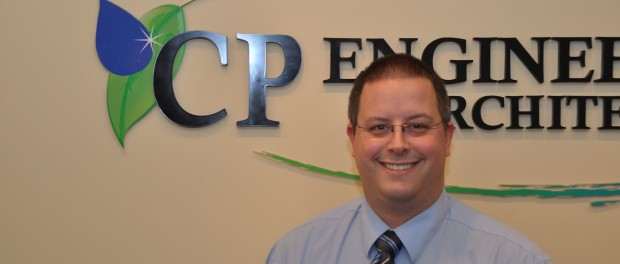 Joe Weaver, Photo Courtesy of CP Engineers & Architecture.