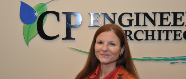 Sabine Watson of CP Engineers & Architecture. Photo Provided.