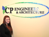 Sarah Schmidt, image courtesy of CP Engineers & Architecture.