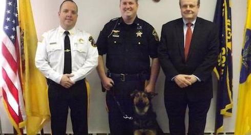 Sheriff Michael Strada, Det. Kieran McMorrow,