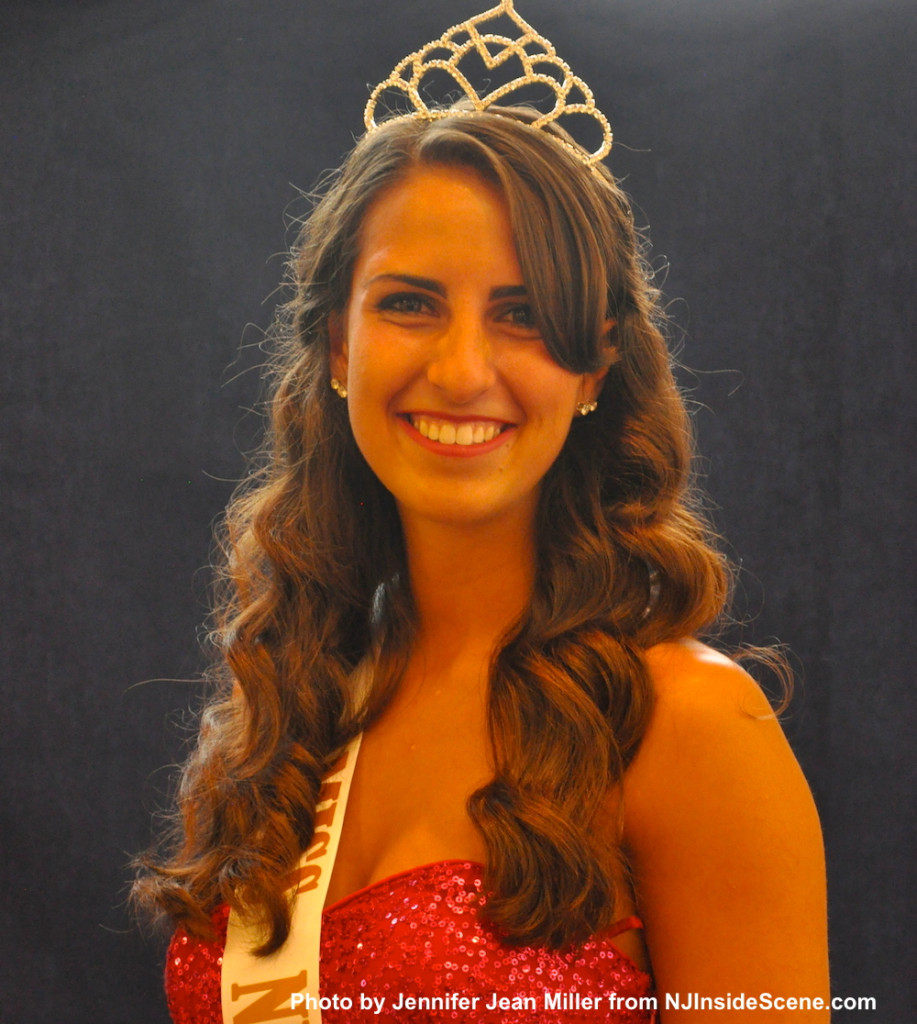 Miss Newton 2014, Emilie Petry. Photo by Jennifer Jean Miller.