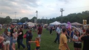 A view of some of the activities at Franklin Day. Photo by Jennifer Jean Miller