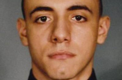 Jersey City Police Officer Melvin Santiago, who was murdered during a robbery on July 13. Photo courtesy of the Jersey City Police Department.