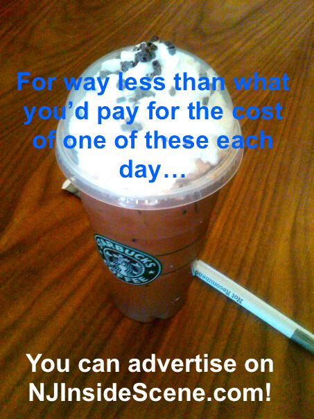 Enjoy advertising benefits with daily costs less than what you pay for your morning cup of coffee. Photo by Jennifer Jean Miller.