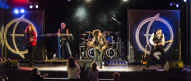 Evolution, a Journey Tribute Band. Courtesy of Jefferson Highlights.