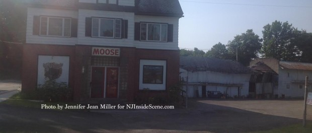 The Newton Moose Lodge complex will have new buildings on the same property. Photo by Jennifer Jean Miller.
