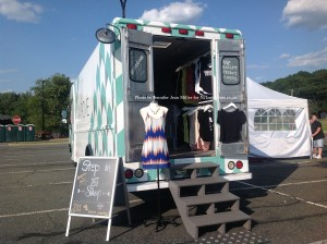 Via Rove, a women's clothing store on wheels. Photo by Jennifer Jean Miller.