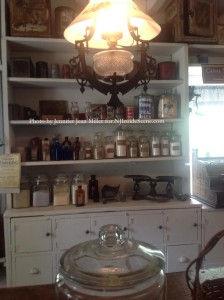 Another view of the interior of Smith's Store. Photo by Jennifer Jean Miller.