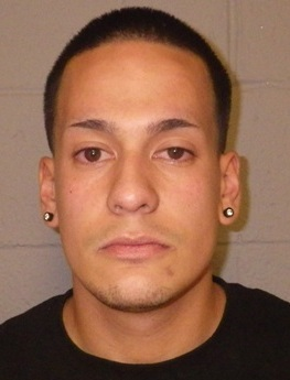 Travis Tinio, courtesy of the Hopatcong Borough Police Department.