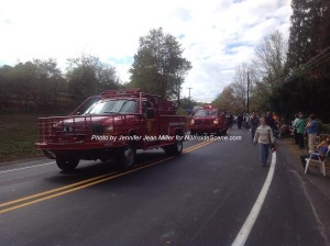 The New Jersey Forest Fire Service. Photo by Jennifer Jean Miller.