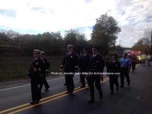 The Fishers Fire Department from Indiana was a guest at the event. Photo by Jennifer Jean Miller.