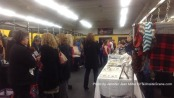 Attendees at CKO's Ladies Night Out visiting vendors at the event. Photo by Jennifer Jean Miller.