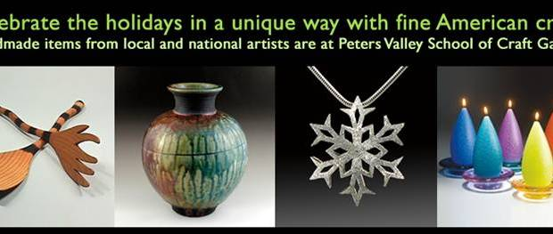 Peters Valley School of Craft Offers Open House and Locally Made