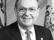 Senator Robert Littell in his portrait from the senate.