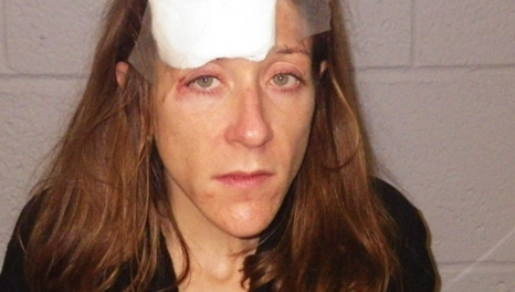 Julie Lang, photo courtesy of the Hopatcong Police Department.