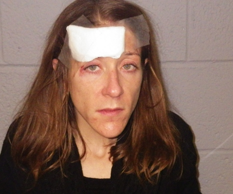 <b>Julie Lang</b>, photo courtesy of the Hopatcong Police Department. - Julie-Lang