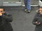 Franklin Walmart Theft Suspects. Courtesy of the Franklin Borough Police Department.