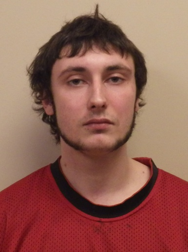 John Scavone, photo courtesy of the Hopatcong Police Department.