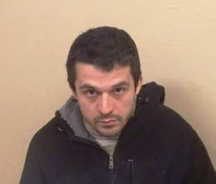 Anthony Ferla, image courtesy of the Hopatcong Police Department.