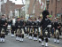 Police Pipes and Drums of Morris County during the festivities. Photo by Jennifer Jean Miller.