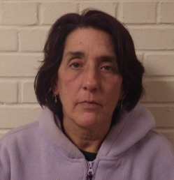 Julie Gesregan, image courtesy of the Hopatcong Police Department.