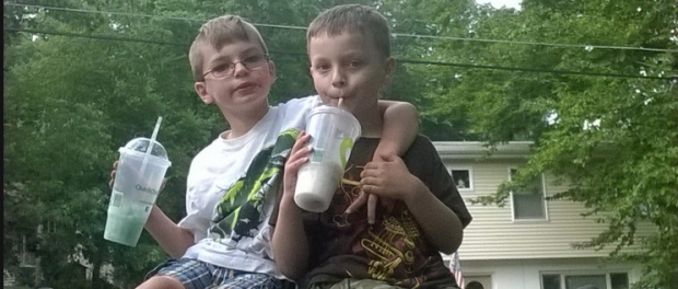 Brothers Parker and Jaxon Dohm, missing from Hopatcong since Feb. 5 after their father abducted them enjoy particular fast food establishments, where someone could potentially spot them.
