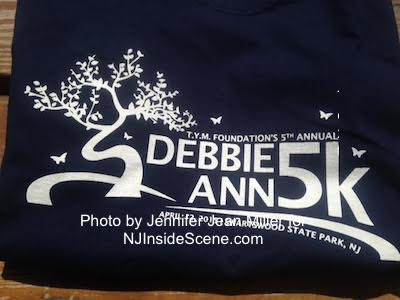 The event t-shirt. Photo by Jennifer Jean Miller.