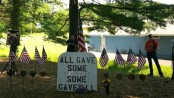 """All gave some and some gave all."" Photo by Debra Jane Ramirez."
