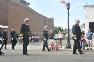 Newton Fire Department. Photo by Jennifer Jean Miller.