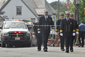 Andover Township Fire Department. Photo by Jennifer Jean Miller.