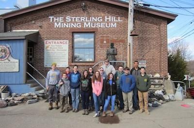 Crew 276 group photo. Image courtesy of Venturing Crew 276.