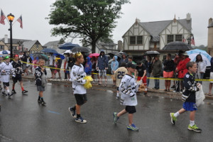 Skylands Kings in the parade. Photo by Jennifer Jean Miller.