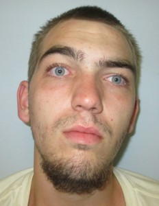 Eric Strunk. Image courtesy of the Franklin Borough Police Department.