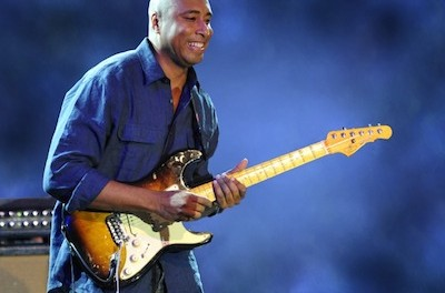 Bernie Williams will be returning to The Newton Theatre for another performance, photo by Bill Menzel.
