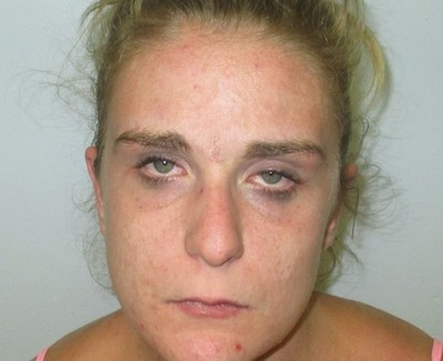 Brittany A. Jamieson. Image courtesy of the Franklin Borough Police Department.