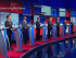 A screenshot of the Fox GOP Debate, courtesy of YouTube.