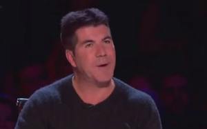 Simon Cowell courtesy of YouTube.