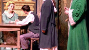"""A Christmas Carol."" Image courtesy of The Newton Theatre."