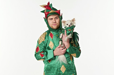 AMERICA'S GOT TALENT -- Season 10 -- Pictured: Piff the Magic Dragon -- (Photo by: Virginia Sherwood/NBC)