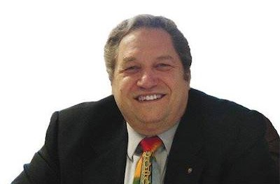 Carl Lazzaro, candidate for freeholder. Image courtesy of Carl Lazzaro.