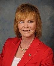 Freeholder Gail Phoebus. Image courtesy of Gail Phoebus.