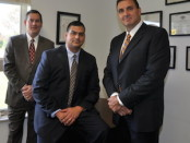 Managing members of CP Professional Services from left to right: Stanley Puszcz, Joe Toscano, and Ray Roggero. Image Provided.
