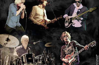 The legendary Yardbirds will be at The Newton Theatre on Nov. 1. Trevor Heath Image.