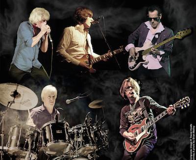 The legendary Yardbirds will be at The Newton Theatre on Nov. 1. Trevor Heath Image.