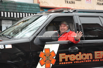 Carl Lazzaro, Fredon Mayor and Sussex County Freeholder-elect. Photo by Jennifer Jean Miller.