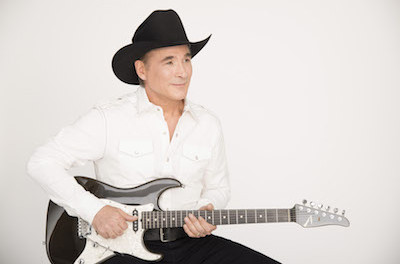 Clint Black by Kevin Mazur.