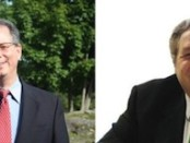 Harvey Roseff (left) and Carl Lazzaro (right). Roseff is an Independent candidate for freeholder and Lazzaro a Republican. Images courtesy of the respective candidates.